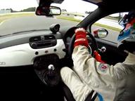 ABARTH 500ドライビング・レッスン FINAL