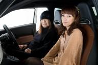 カスタマイズ・プログラム<MAKE YOUR SCORPIONにトライ!アバルト・オーナーのムッシュかまやつ氏と<SCORPION MONTH>イベント出演の歌姫、Azumiさん版!!