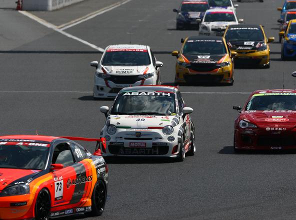 2014スーパー耐久Rd4岡山国際サーキット レポート