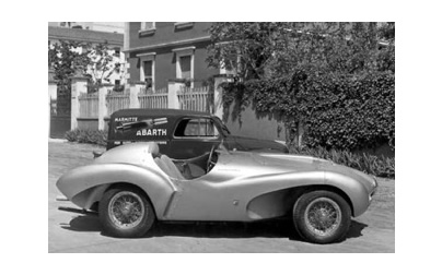 【ABARTH CLASSICHE】アバルトの歴史を刻んだモデル No.005