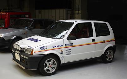 1992 FIAT CINQUECENTO 900 TROFEO|アバルトの歴史を刻んだモデル No.006