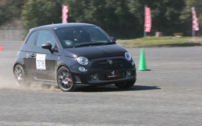 新感覚の参加型モータースポーツ「ベストカー x ABARTH オートテスト@佐賀」の模様をレポート!