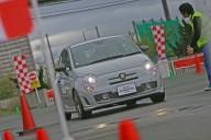 運転の真髄を気軽に深く味わえる! ベストカー×ABARTH オートテスト神戸大会