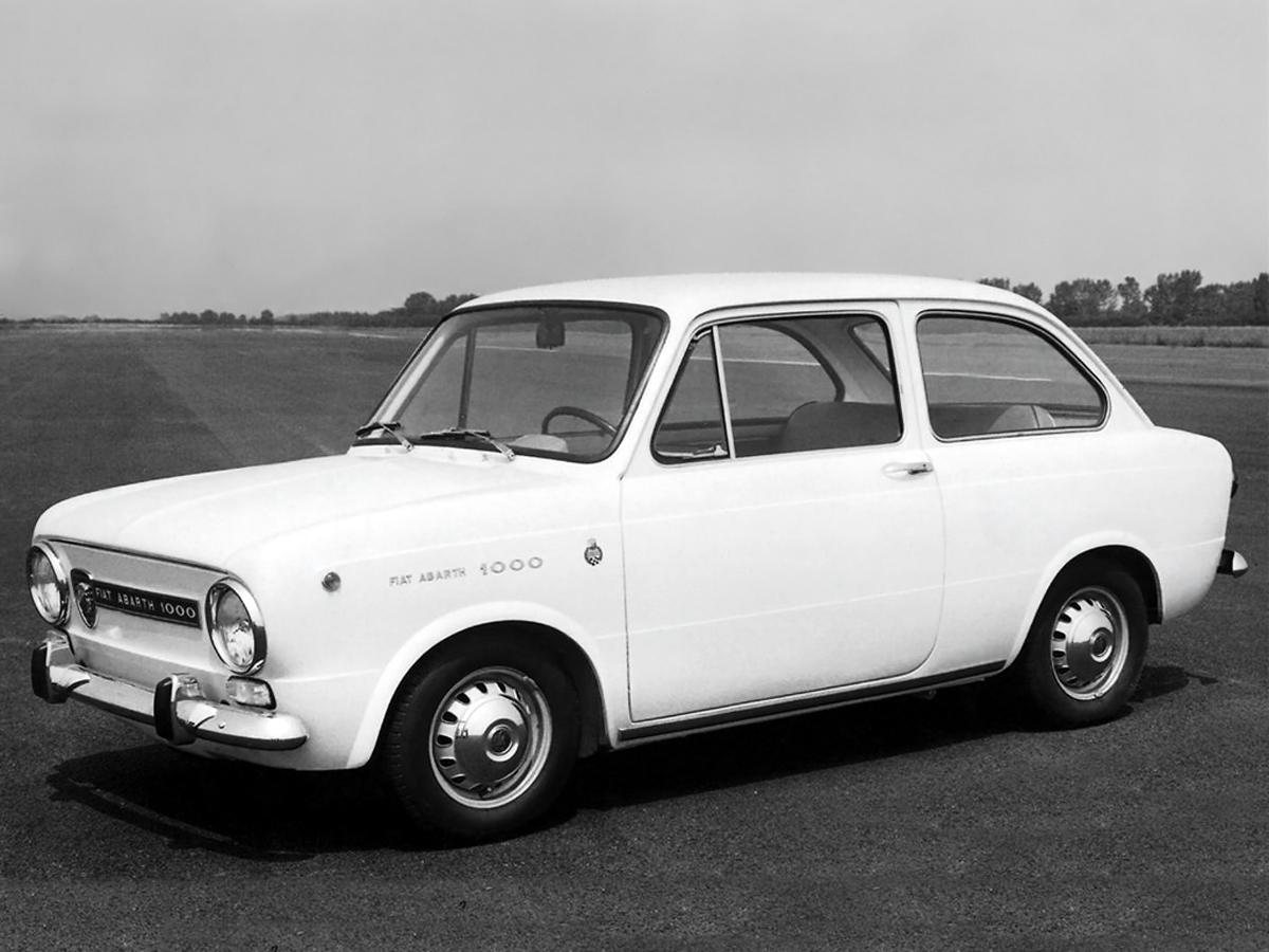 1964 FIAT ABARTH OT850/OT1000 BERLINA|アバルトの歴史を刻んだモデル No.009