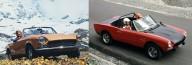アバルト新時代の幕開けを象徴したモデル『ABARTH 124 Spider Rally』