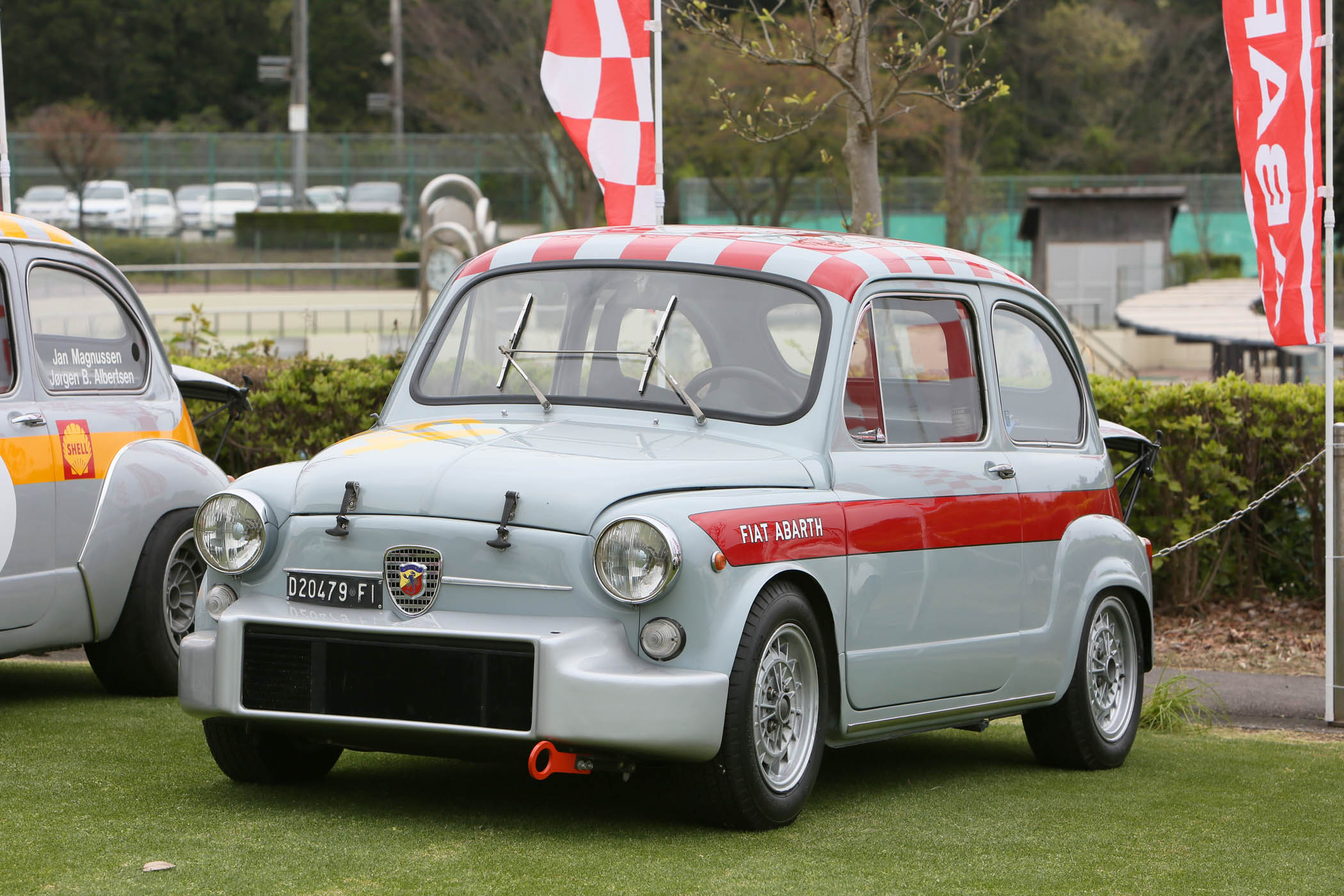 1966 FIAT ABARTH 1000 BERLINA CORSA|アバルトの歴史を刻んだモデル No.011