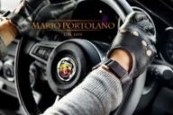 ドライブの快適性とデザイン性を両立。色気に満ちたナポリの手袋「マリオ・ポルトラーノ」