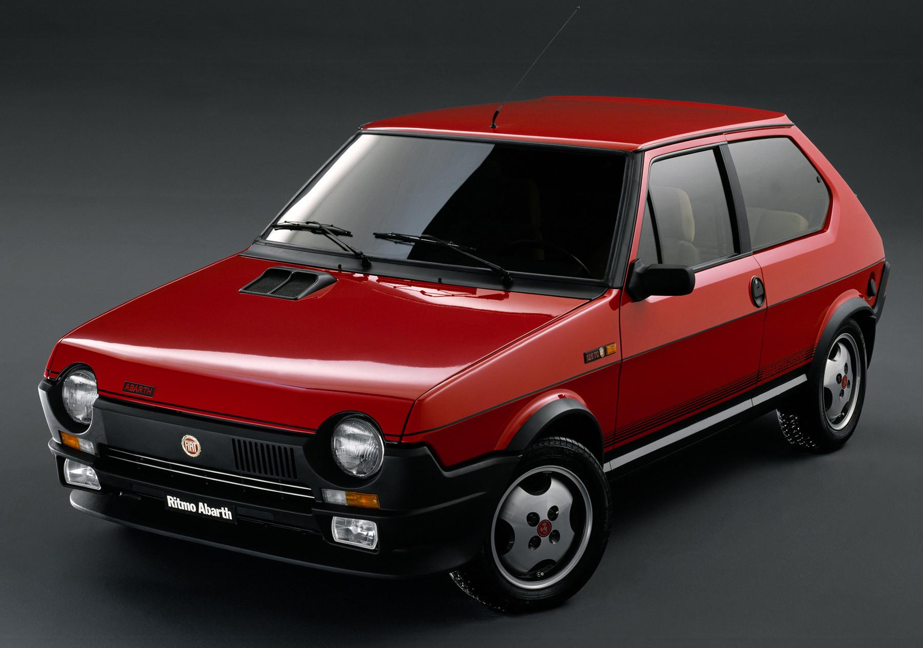 1981 FIAT RITMO ABARTH 125TC|アバルトの歴史を刻んだモデル No.019