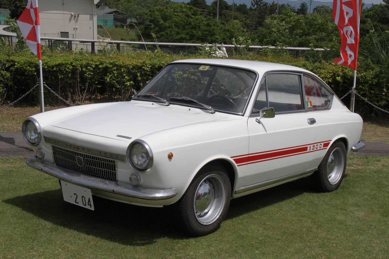 1968 FIAT ABARTH OT1300/124|アバルトの歴史を刻んだモデル No.020