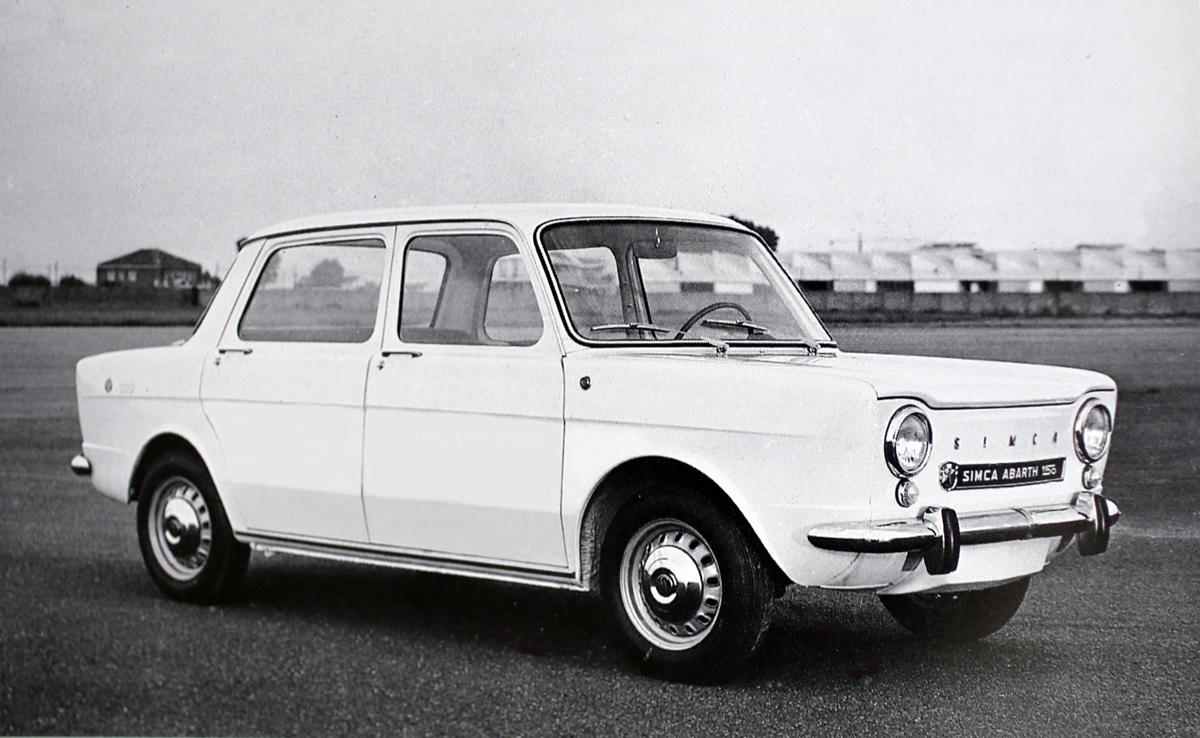 1963 SIMCA ABARTH 1150|アバルトの歴史を刻んだモデル No.021