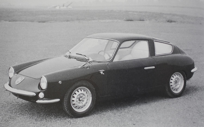 1961 FIAT ABARTH MONOMILLE|アバルトの歴史を刻んだモデル No.022