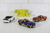 オリオ・フィアットにインスピレーションを受けたファン垂涎のミニカー