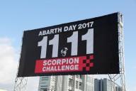 モータースポーツの歓びに大興奮。「ABARTH DAY 2017 SCORPION CHALLENGE」イベントレポート