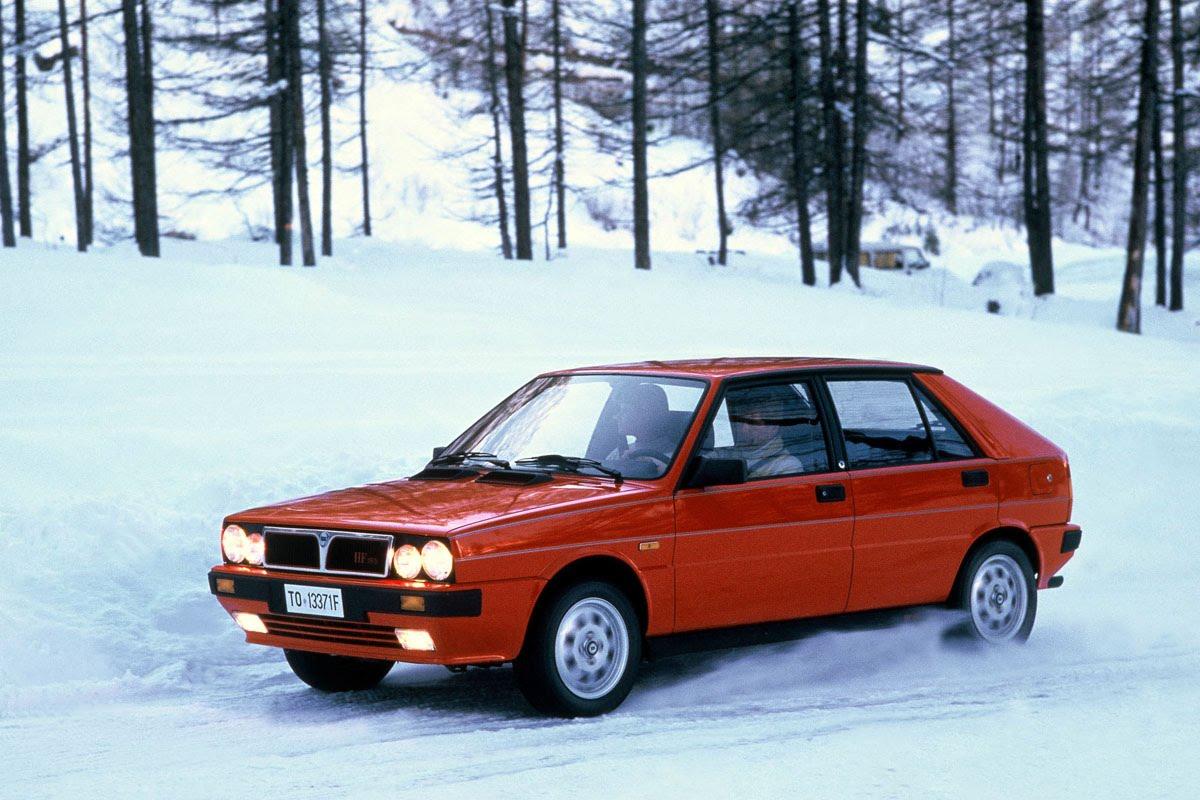 LANCIA DELTA HF 4WD|アバルトの歴史を刻んだモデル No.026