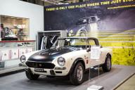 FIAT ABARTH 124 RALLY|アバルトの歴史を刻んだモデル No.029