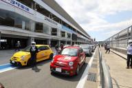 レーシングコースで限界に挑戦、アバルト ドライビング アカデミー in 富士スピードウェイ