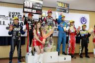 山野哲也選手、124スパイダーを駆り全日本ジムカーナ選手権で通算100勝達成