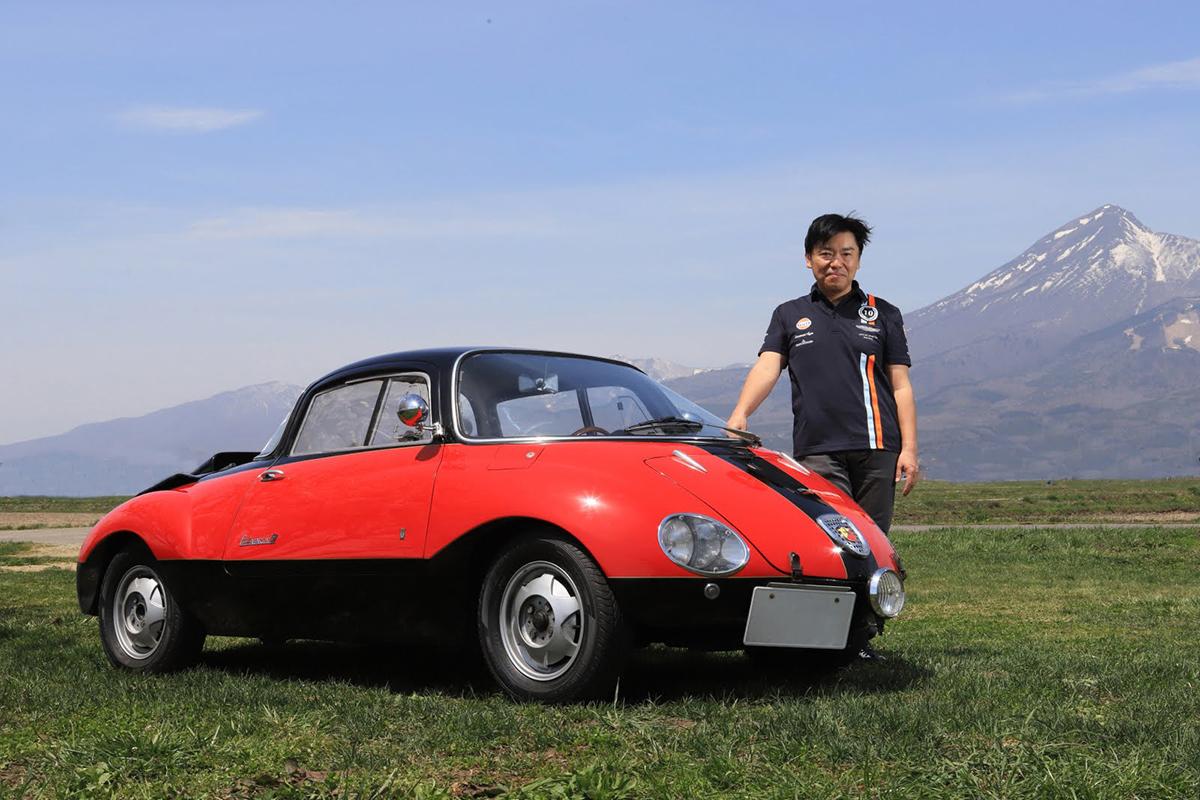 世界で3台のみ作られたアバルトを所有 アバルトライフFile.13小嶋さんと750ゴッチア ヴィニャーレ