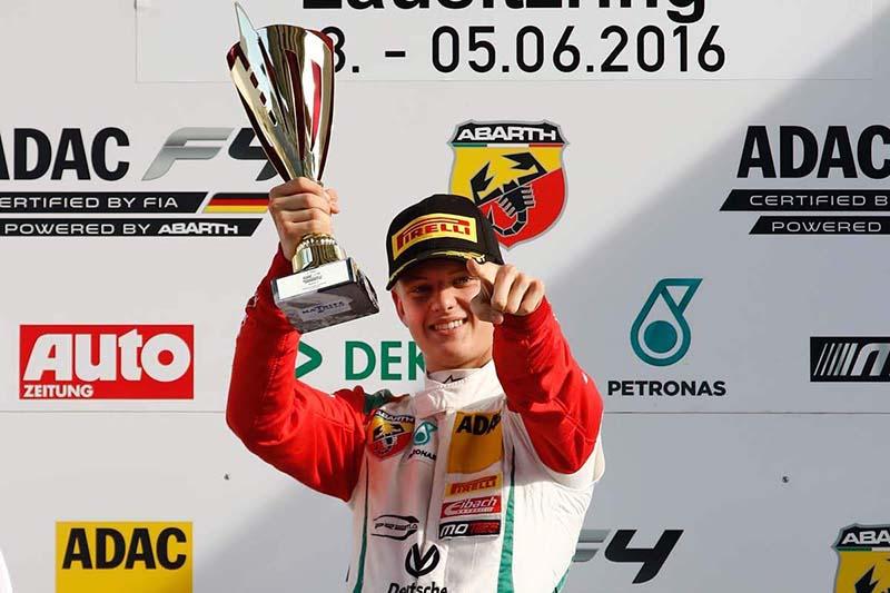 Motorsports / ADAC Formel 4, 3. Event 2016, Lausitzring, GER