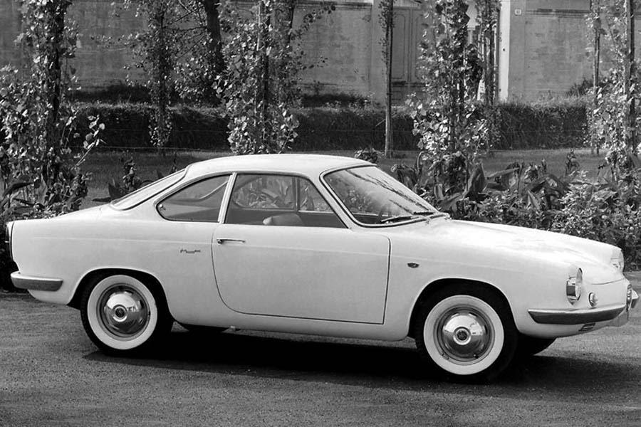 フィアット・アバルト850クーペ・スコルピオーネ・アレマーノ|アバルトの歴史を刻んだモデル No.034