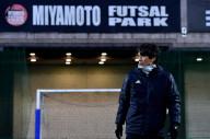 宮本恒靖氏スペシャルサッカースクール開催