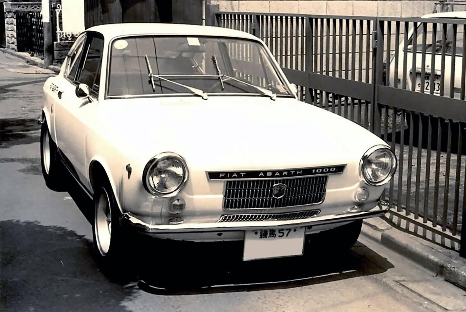 FIAT ABARTH OTR1000 COUPE|アバルトの歴史を刻んだモデル No.038
