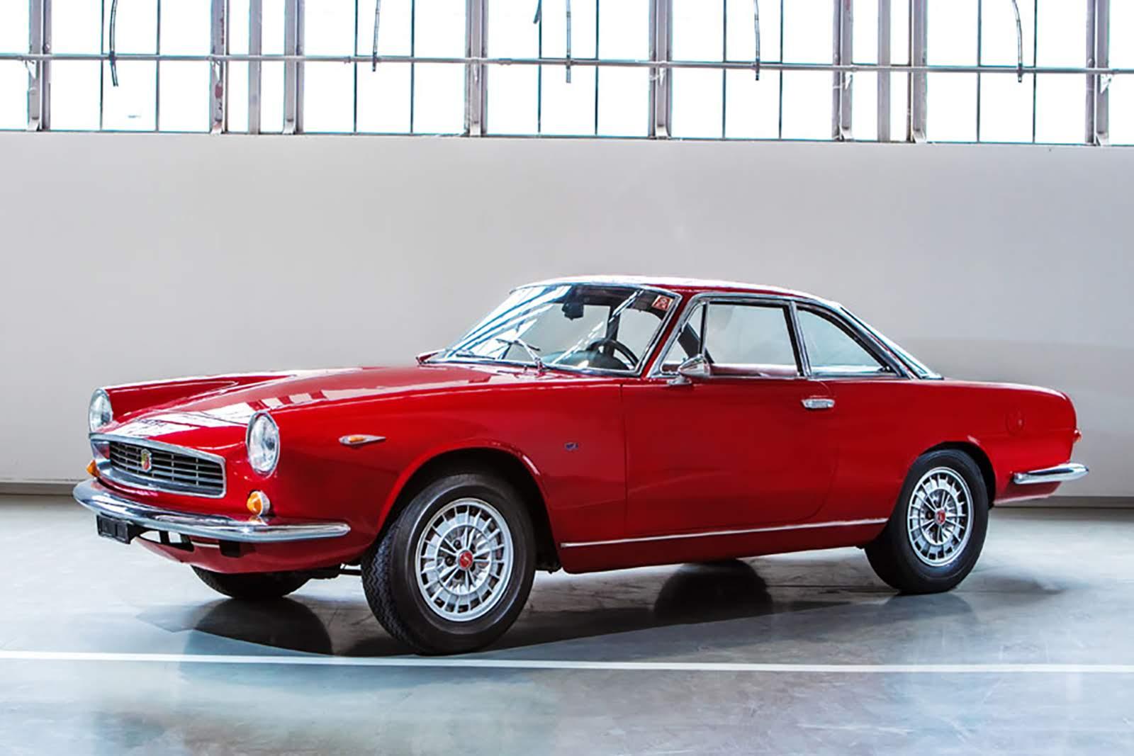1961 FIAT ABARTH 2400 Coupé Allemano|アバルトの歴史を刻んだモデル No.041