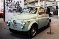 1957 FIAT 500 ELABORAZIONE ABARTH RECORD|アバルトの歴史を刻んだモデル No.042