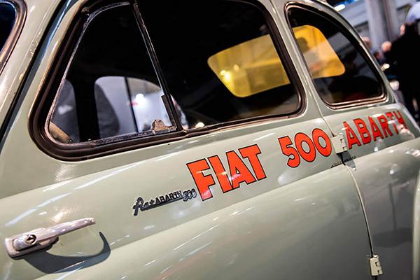 FCA Heritage ad Automotoretrò 2019