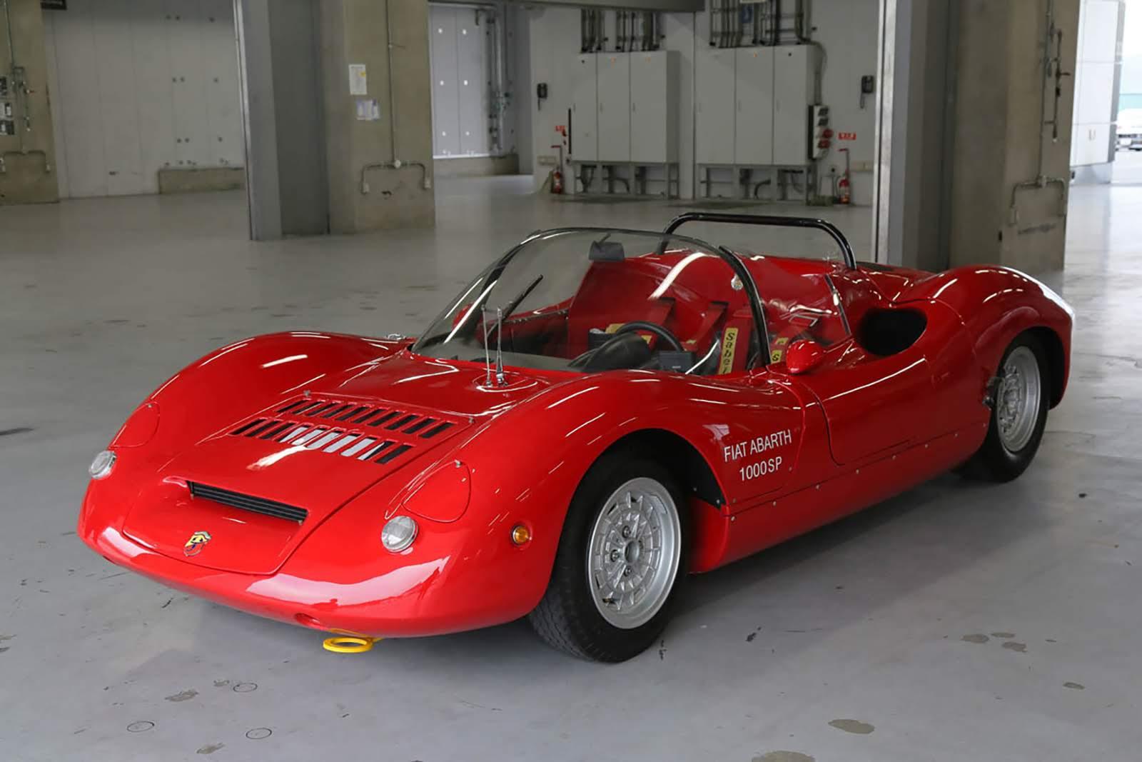 1965 FIAT ABARTH 1000 SP |アバルトの歴史を刻んだモデル No.048