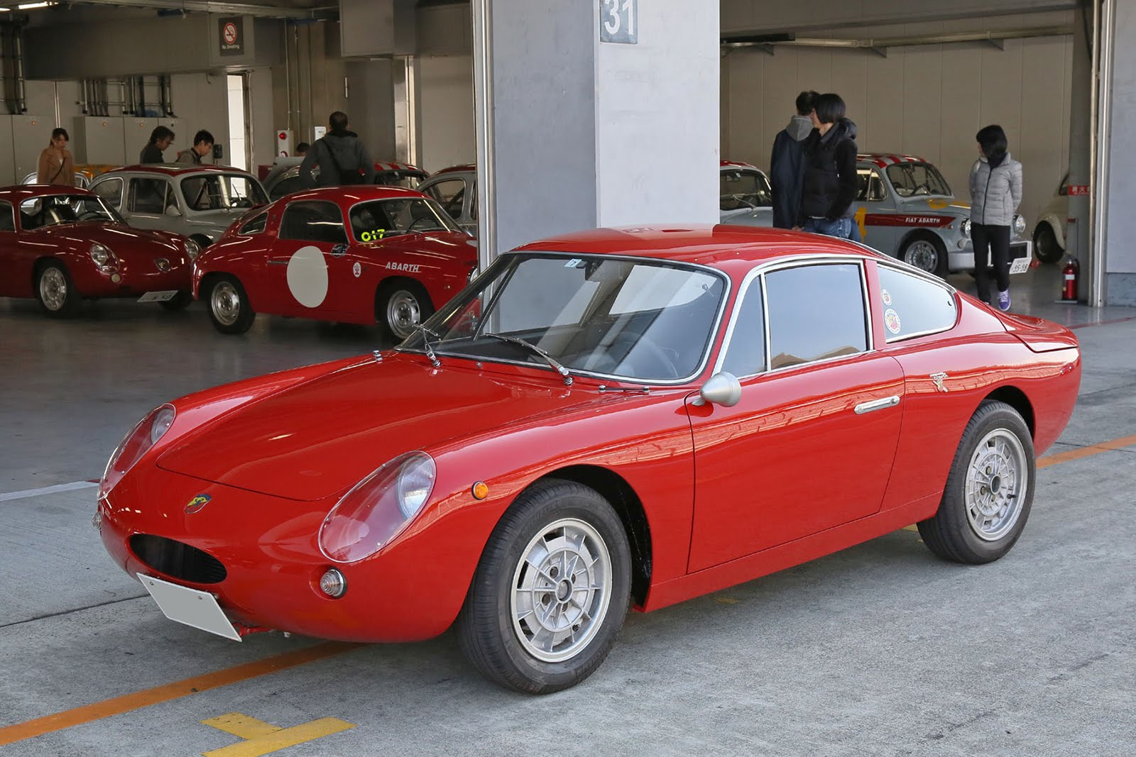 1963 FIAT ABARTH 1000 BIALBERO|アバルトの歴史を刻んだモデル No.049