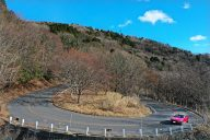 アバルトで走りたいドライブルート【日塩有料道路〈もみじライン〉(栃木県)】
