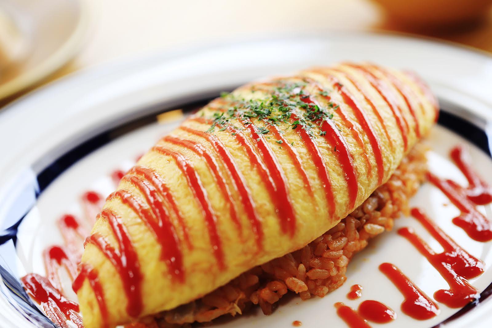 ふわふわオムライスが看板メニューのカフェ&デリ「オッキアーリ」|愛車と楽しむおすすめカフェ巡り(岐阜)