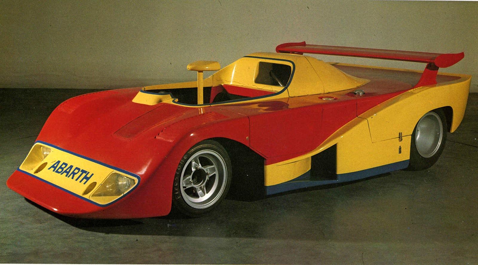 1974 ABARTH 2000 Prototipo Pininfarina SE027|アバルトの歴史を刻んだモデル No.055