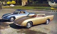 1956 FIAT ABARTH 215A COUPE/216A SPYDER|アバルトの歴史を刻んだモデル No.063