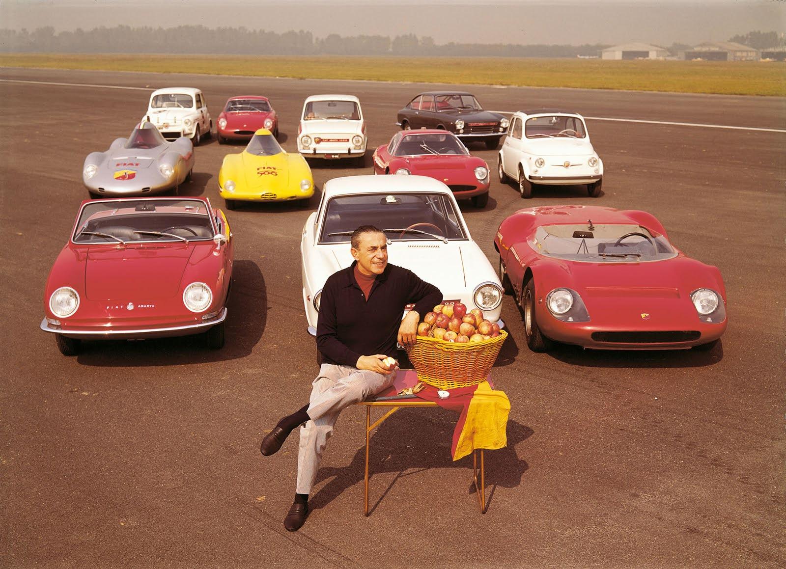 1965 ABARTH CARS|アバルトの歴史を刻んだモデル No.064