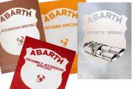 ABARTH RICAMBI ACCESSORI|アバルトの歴史を刻んだモデル No.065
